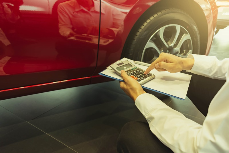 Como diminuir os juros abusivos nas parcelas do veículo?
